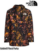 【The North Face】☆日本未入荷☆Goldmill Floral Parka パーカ