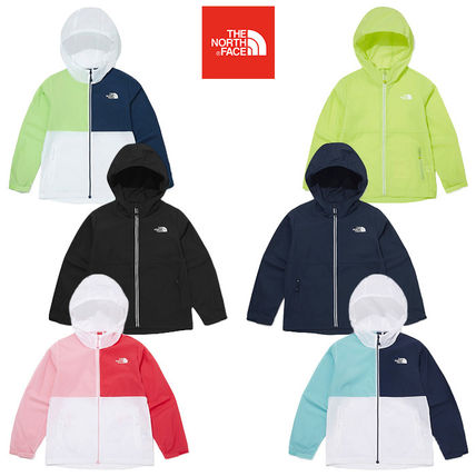 THE NORTH FACE キッズアウター ★THE NORTH FACE★送料込★K'S COMPACT AIRY EX JACKET NJ3LM09