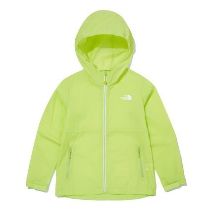 THE NORTH FACE キッズアウター ★THE NORTH FACE★送料込★K'S COMPACT AIRY EX JACKET NJ3LM09(14)