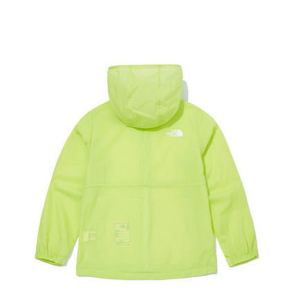 THE NORTH FACE キッズアウター ★THE NORTH FACE★送料込★K'S COMPACT AIRY EX JACKET NJ3LM09(15)