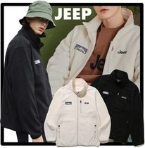 ★送料・関税込★JEEP★POLAR FLEECE ZIP-U.P★人気★