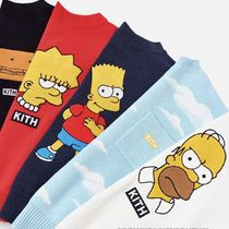 【KITH x SIMPSONS】KNIT SWEATER