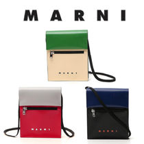 2021SS 【 Marni 】 Neck Strap Phone Holder ショルダーバッグ