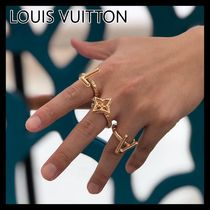 《21SS★セットでも単体でも♪》 Louis Vuitton リング 3セット