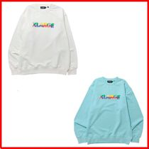 XLARGE★送料・関税込み★PAISLEY STANDARD ロゴスウェット