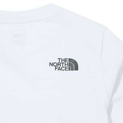 THE NORTH FACE キッズ用トップス [ノースフェイス子供服]K'S ESSENTIAL L/S R/TEE ★新作★人気(6)