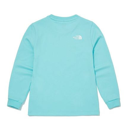 THE NORTH FACE キッズ用トップス [ノースフェイス子供服]K'S ESSENTIAL L/S R/TEE ★新作★人気(13)