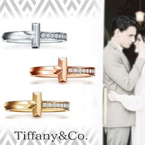 ♯NEW【Tiffany&Co】さりげなく輝く☆T1 Narrow Diamond/unisex