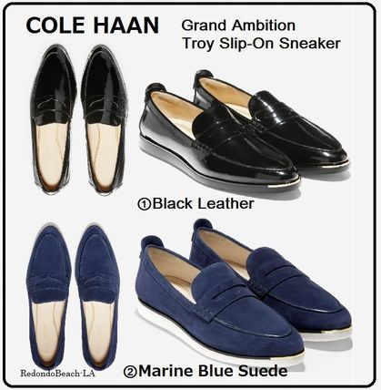 SALE!!【COLE HAAN】★Grand Ambition Troy Slip-On Sneaker★