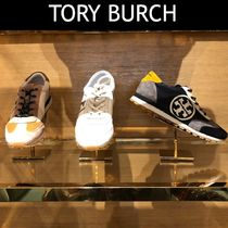 Outlet買付【Tory Burch】ロゴ入り★Annie Nylon Runner