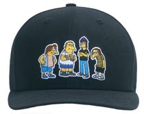 Kith NYC★x The Simpsons Bullies Low Crown 59Fiftey キャップ