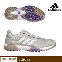 【adidas】セール! お早めに! CodeChaos Golf Shoes グレー