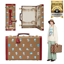 累積売上総額第1位【GUCCI】DORAEMON X GUCCI MEDIUM SUITCASE