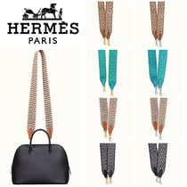 HERMES Sangle Zigzag 50 mm  ストラップ
