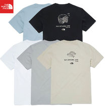 [THE NORTH FACE] NT7UM00 CITY TRAVEL S/S R/TEE  半袖 Tシャツ