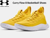 【UNDER ARMOUR】Curry Flow 8 Basketball Shoesカリー8イエロー