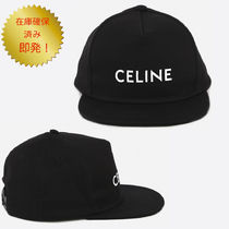 CELINE SNAPBACK CAP IN COTTON