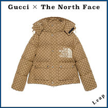 【Gucci×The North Face】激レア Gucci x TNF Print Jacket