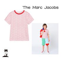 ★The Marc Jacobs★大人もOK!ロゴTシャツ/White & Red