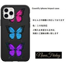 Casetify iphone Impact case♪Colorful Butterfly Trio I...♪