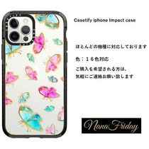 Casetify iphone Impact case♪Turquoise pink teal black...♪