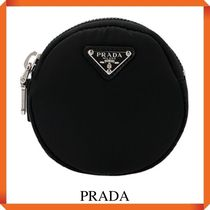 PRADA Mini nylon pouch