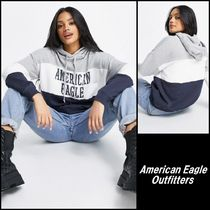 【American Eagle Outfitters】カラーブロック パーカー ♪