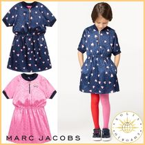 MARC JACOBS(マークジェイコブス) キッズワンピース・オールインワン 【Marc Jacobs・送料込】リバーシブルが嬉しい☆ 半袖ワンピース