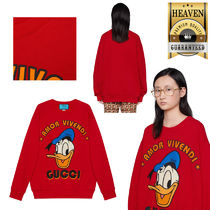 累積売上総額第1位【GUCCI】DISNEY X GUCCI DONALD SWEATSHIRT