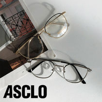 ASCLO Balein Square Glasses (2color)
