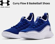 【UNDER ARMOUR】Curry Flow 8 Basketball Shoesカリー8ブルー