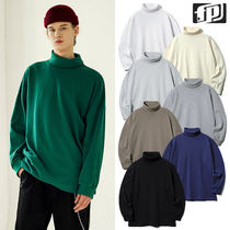 ★FP142★人気★Basic TurtleNeck Long sleeve t-shirt JHLT1272