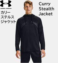 【UNDER ARMOUR】カリー/ステルスフードジャケットCurry Stealth