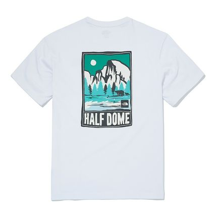 THE NORTH FACE Tシャツ・カットソー THE NORTH FACE GREEN PARK S/S R/TEE MU1950 追跡付(2)