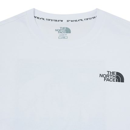THE NORTH FACE Tシャツ・カットソー THE NORTH FACE GREEN PARK S/S R/TEE MU1950 追跡付(4)