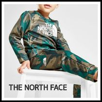 THE NORTH FACE☆Baby スウェット 上下セット 迷彩