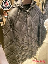 MONCLER MERES ロングパーカー キルティング レディース
