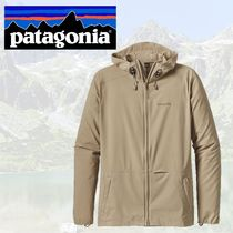 レア色☆関税込み patagonia men's stretch terre planing hoody
