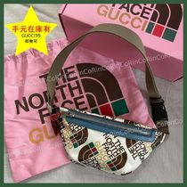 GUCCI×THE NORTH FACE★ロゴ ベルトバッグ