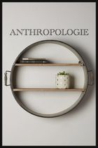 Anthropologie*アンソロポロジー*Calhoun Circular Shelf