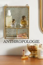 Anthropologie*アンソロポロジー*Matilda Mirrored Cabinet