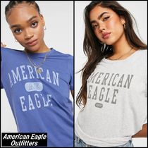 American Eagle Outfitters(アメリカンイーグル) Tシャツ・カットソー 【American Eagle Outfitters】フロントロゴ クラシック Tシャツ