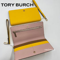 半額セール TORY BURCH★EMERSON SLIM WRISTLET ENVELOPE WALLET