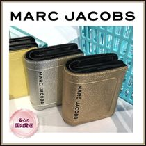 MARC JACOBS☆2つ折り コンパクト L字型 ウォレット☆送料込