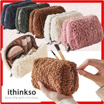 ithinkso(アイシンクソー) メイクポーチ ☆韓国の人気☆【ITHINKSO】☆BELL MAKE-UP POUCH BO.A☆