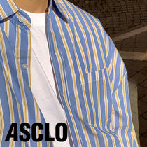 ASCLOfit Bell Striped Shirt (2color)