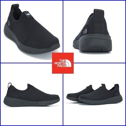 THE NORTH FACE スニーカー [THE NORTH FACE] NOVEL KNIT SLIP-ON ●