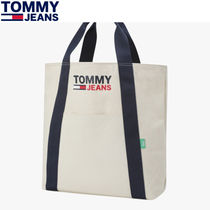 ★Tommy Jeans★『日本未入荷』 Canvas Essential Tote Bag
