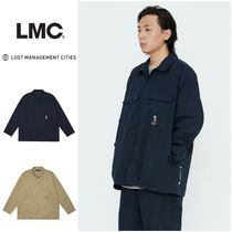 さらに100円引き◆LMC◆LMC RIPSTOP FATIGUE SHIRT