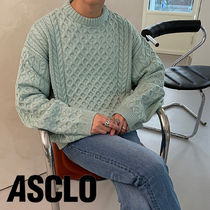 ASCLO Twisted Round Knit (3color)